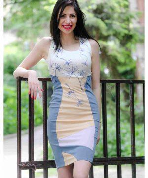 Dandelion dress 3