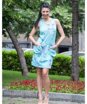 Dress Han Painted 3
