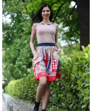 Eccentric dress 3 1