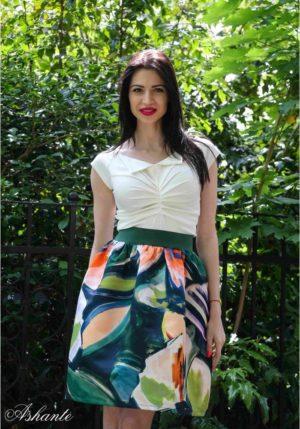 Floral summer Dress 2