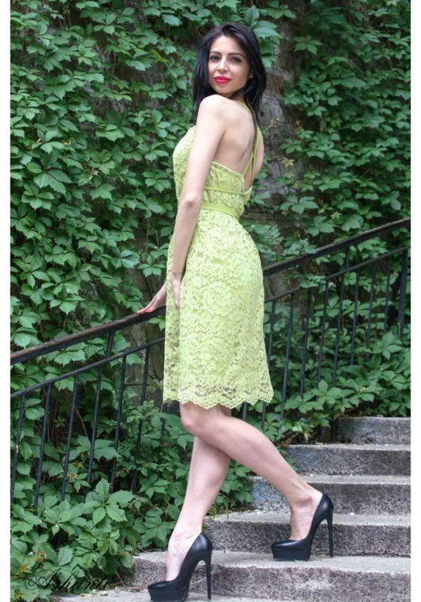 Gentle Dress Lace 1