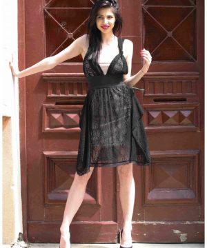 Lace Dress 1