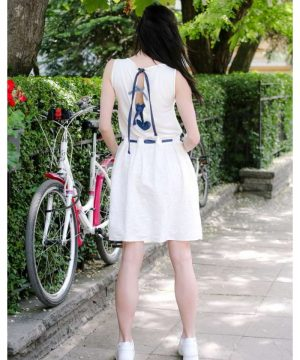 Linen Summer Dress 1
