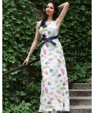 Long Summer Dress 2 1