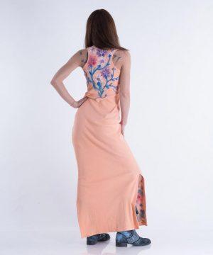 Painted Long Dress 2