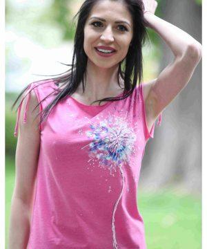 Pink shirt 1