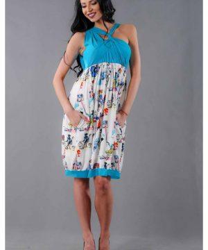 Summer Chiffon dress 3