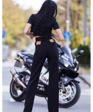 black pants 2