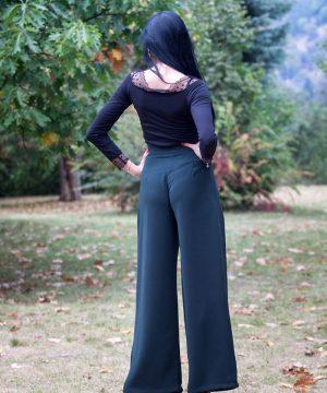 green pants 1