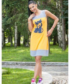 Cotton Dress Cat 3