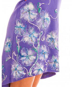 Hand Painted Summer Dress 1 2