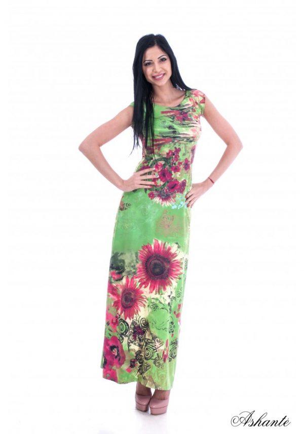 Long classic Dress 1