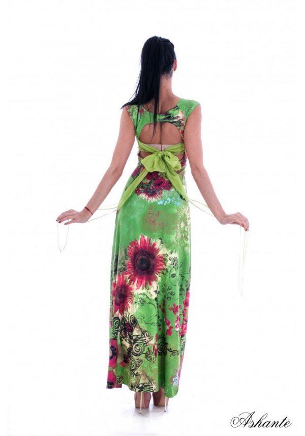 Long classic Dress 2