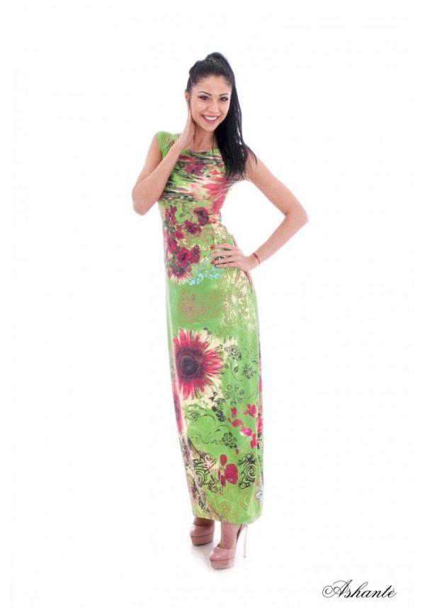 Long classic Dress 3