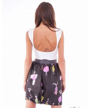 Polyester Skirt 3