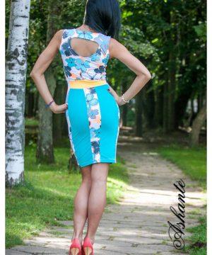 Viscose Jersey Dress 2