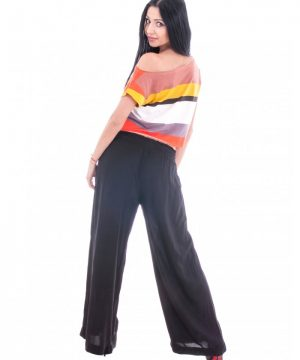 black summer pants 4