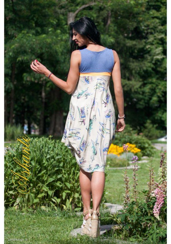 cotton summer dress 2
