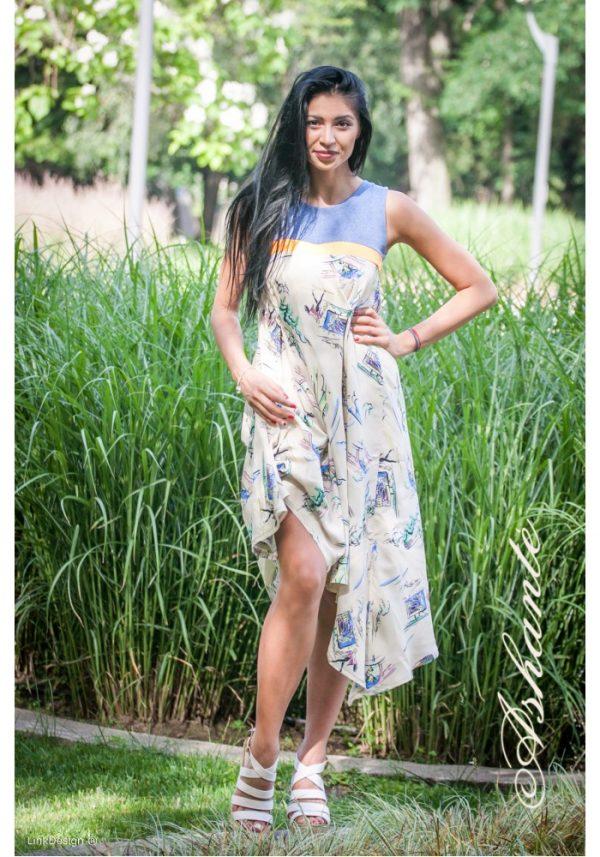 cotton summer dress 4