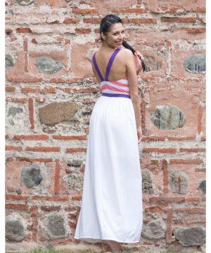 long summer Dress 1