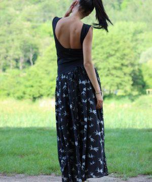 skirt chiffon long 1