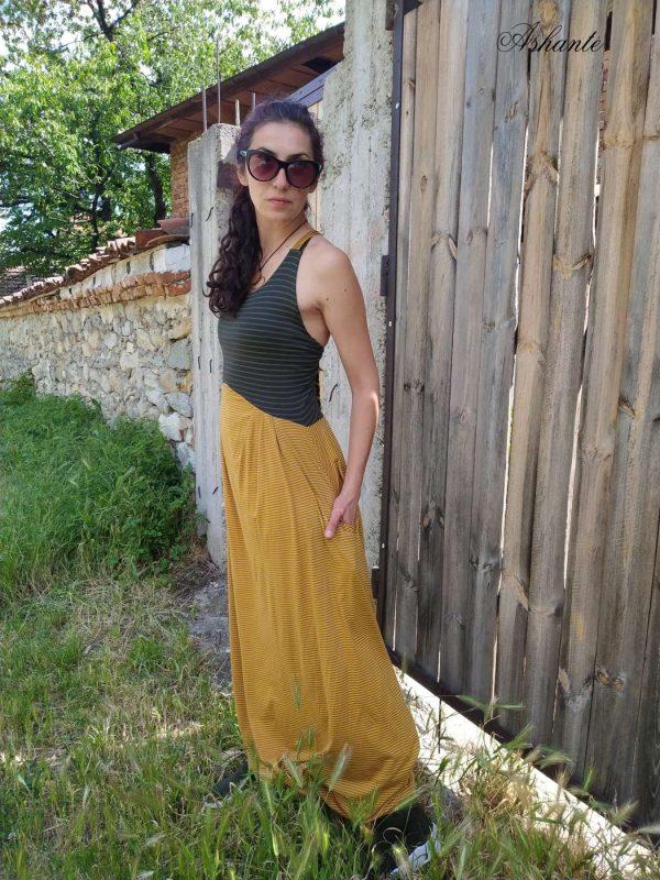 Long Summer Dress 2020