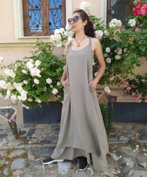 light-long-summer-dress