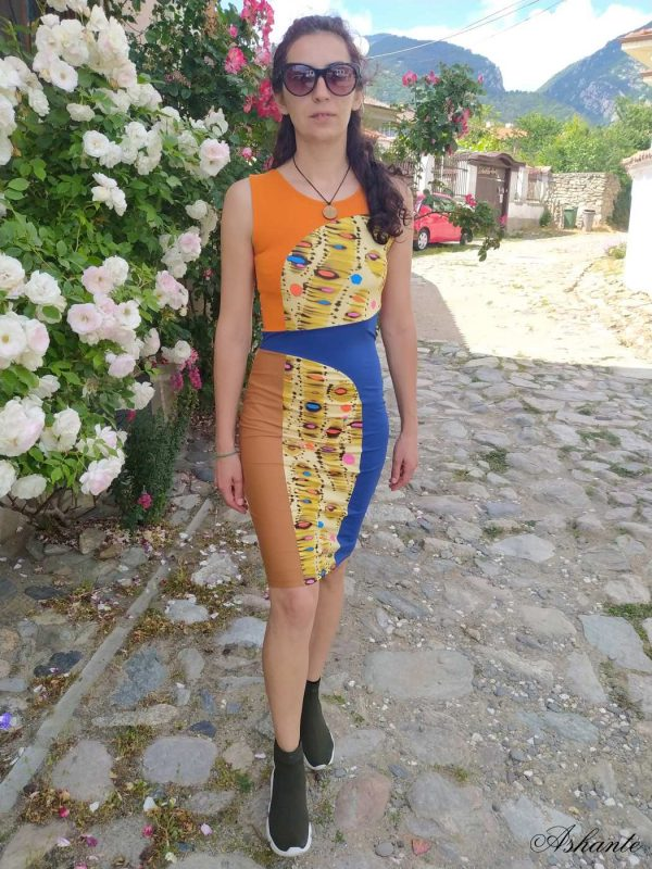 Fitted-Summer-Dress