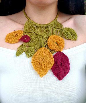 Necklace Wild Vine
