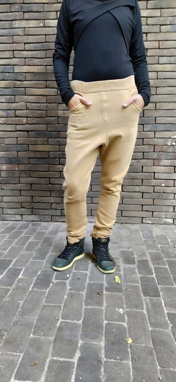 Quilted pants-Tracksuit with Pockets
